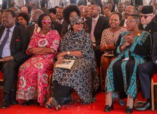 Martha Karua, the iron lady of Kenya