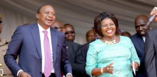 Governor Joyce Laboso Kenya dies