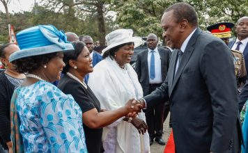 Women in the Kenyatta Family