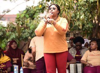 Aisha Jumwa Kenya
