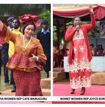Kenya Women Representatives