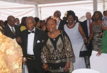Nick and Beth Mugo celebrate 61 years in marriage