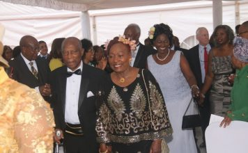 Nick and Beth Mugo celebrate 61 years in marriage
