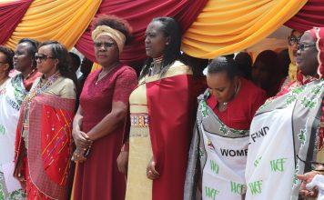 Inua Mama, Jenga Taifa in Kenya