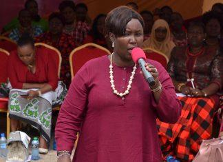 MP Charity Kathambi