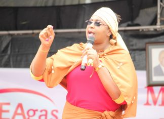 Malindi MP Aisha Jumwa, Kenya