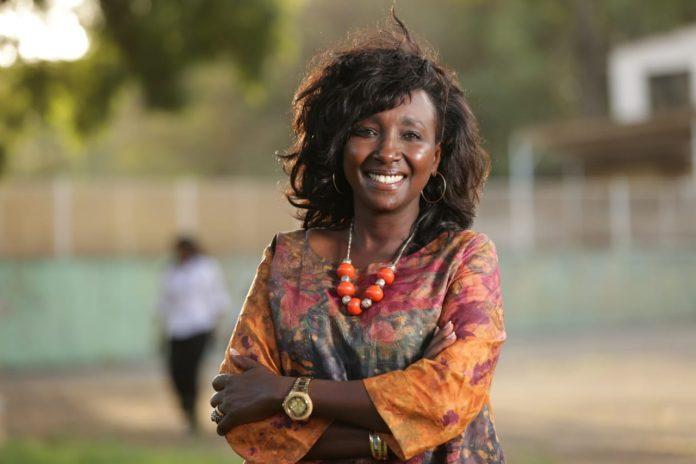 Uasin Gishu Women Rep Gladys Boss Shollei
