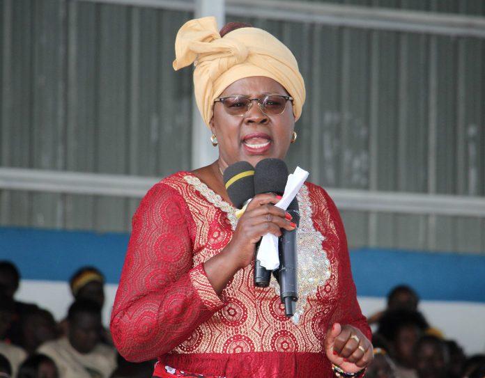 Chairperson Inua Mama, Kandara MP Alice Wahome