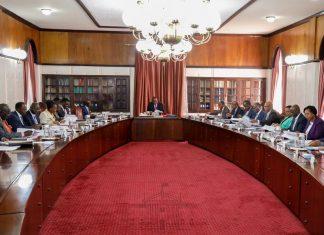 Kenya Cabinet