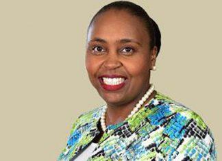 Nyeri Deputy Governor, Dr. Caroline Karugu