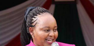 Governor Anne Waiguru