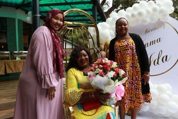 Happy 70th Birthday Ida Odinga