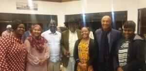 Ida Odinga's Birthday Photo Moment