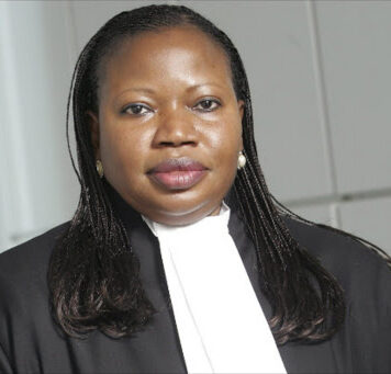 Women In Leadership Prosecutor Fatou Bensouda
