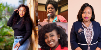 8 most stunningly dressed female parliamentarians in Kenya