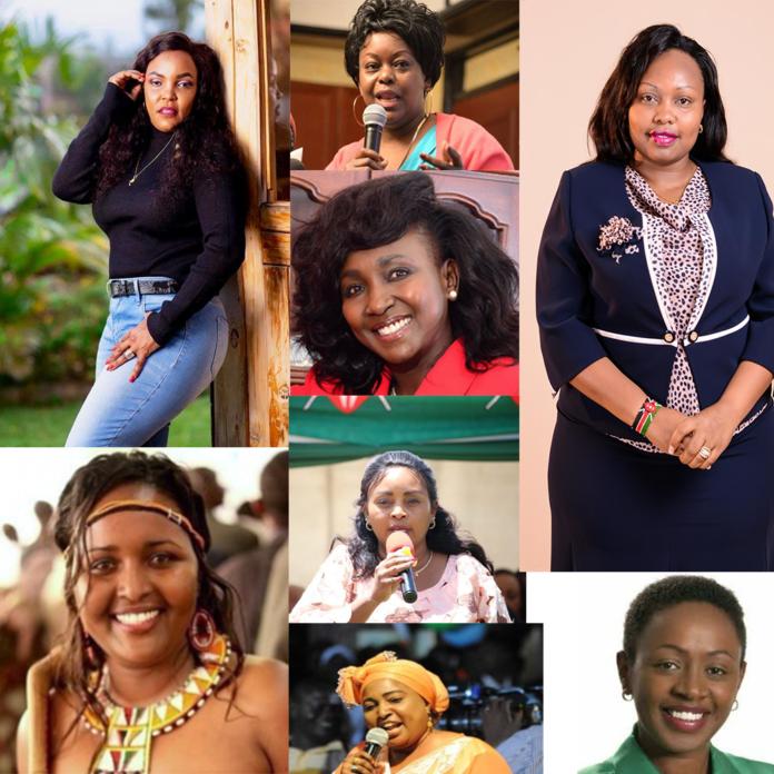 8 most stunningly dressed female parliamentarians in Kenya