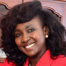 Gladys Shollei Women In Leadership Kenya