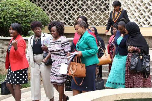 Handbags Kenya Parliament