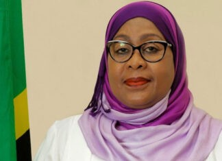 Women In Leadership President Samia Suluhu Hassan
