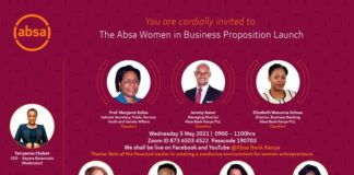 Absa Bank Launches She Business Account
