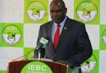 Kenya electoral body, IEBC